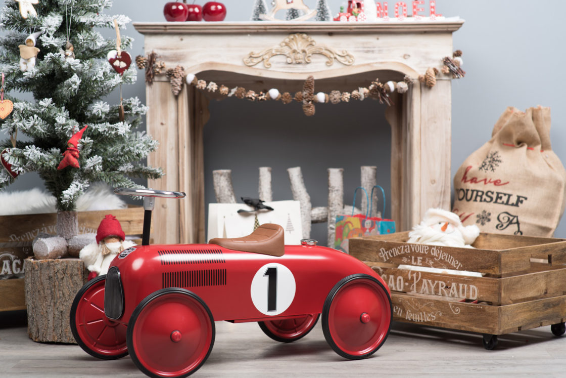 Mini séance de Noël au studio Taupinprod