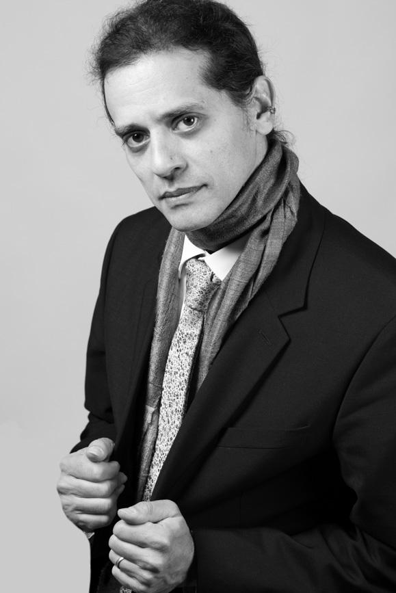 André Stern - Portrait d'écrivain - Véronique Taupin Photographe Paris