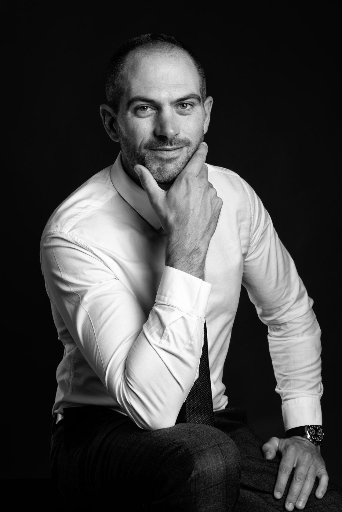 Photographie avocat droit des affaires pour site web - Taupinprod - Veronique Taupin photographe Paris