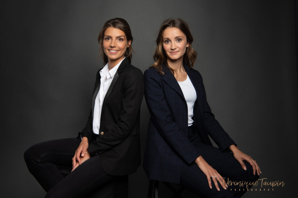 portrait professionnel au studio photo Véronique Taupin